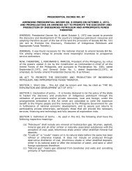 Oil Exploration and Development Act of 1972 - CCOP