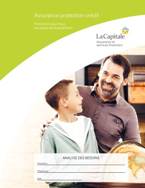 Assurance protection crédit - La Capitale assurances générales