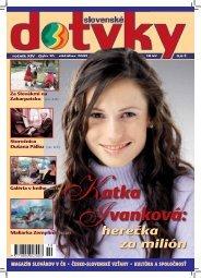 PDF - 2,2MB - Slováci vo svete