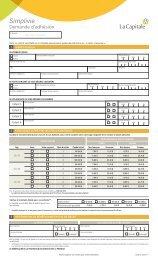 Simplivie - La Capitale assurances générales