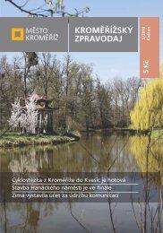 Vydání - 5 / 2010 - Město Kroměříž