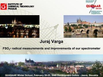 Juraj Varga - Prof. Per Jensen, Ph.D.