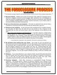 Foreclosure Information and Resources Booklet - Legal Aid Society - Page 3