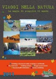 I nostri viaggi - Mondointasca.org