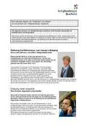 Veiligheid: voor elkaar - Veiligheidsregio IJsselland