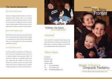 Course Brochure - Kiro Kids