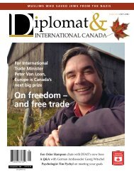 Fall Issue - PDF - Diplomat Magazine