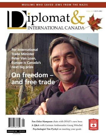 Fall Issue - PDF - Diplomat Magazine