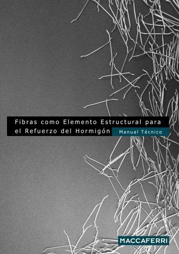 Fibras como Elemento Estructural para el Refuerzo del Hormigón