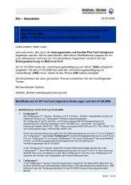 Newsletter - Kfz - Vdk-online.de