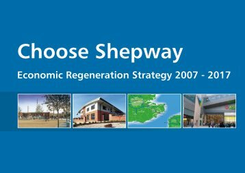 Economic Regeneration Strategy 2007 - Shepway District Council