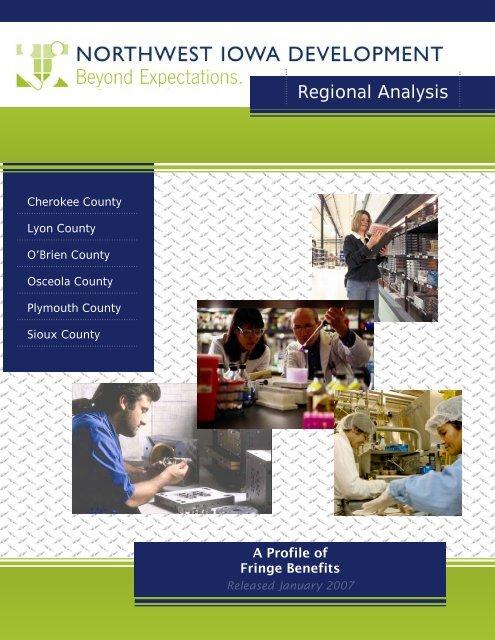 Fringe Benefit Profile - Iowa Workforce Development