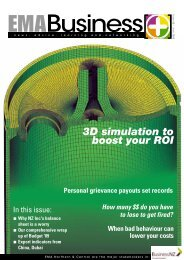 3D simulation to boost your ROI - EMA