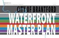 Waterfront Master Plan June 2010 27.8MB - City of Brantford