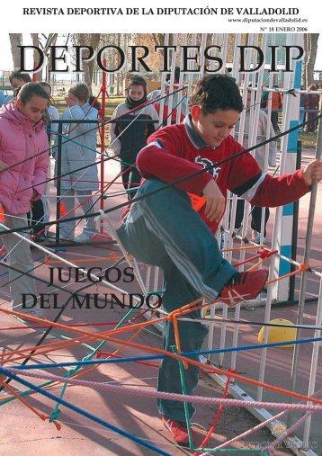 revista enero 2006.qxd - Diputación de Valladolid