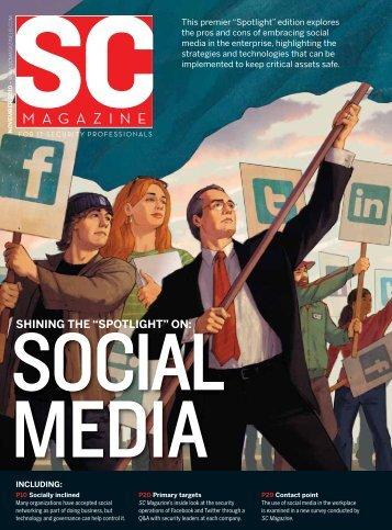 SOCIAL MEDIA - Websense