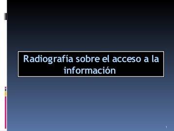 Presentación 2 del Dr. José Miguel Madero Estrada, Presidente ... - Itei