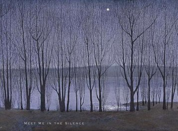 'Meet me in the Silence' - pdf catalogue - Adam Gallery