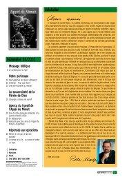 Salutation Sommaire 08/2002
