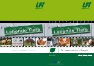 Tiertransportvorschriften in Österreich
