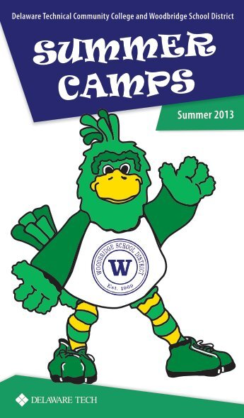 SUMMER CAMPS - Woodbridge School District