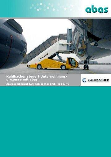 Kahlbacher steuert Unternehmensprozesse mit abas
