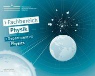 Fachbereich Physik - Westfälische Wilhelms-Universität Münster