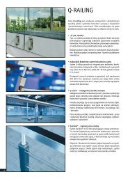 schody balustrady windy.p65 - Produkty Dla Architekta