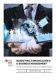 marketing, comunicación & e-business management - IED Madrid
