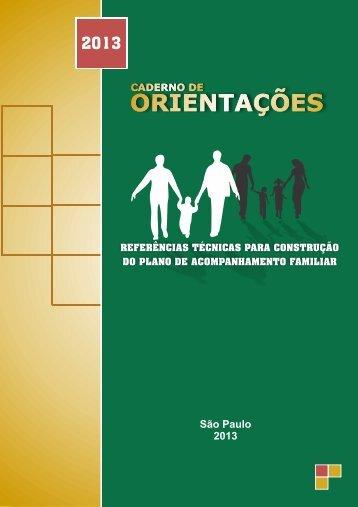 Manual PIA_Final_CAPA - Secretaria de Desenvolvimento Social ...