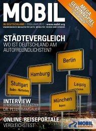 STäDTEVErgLEICH - Mobil in Deutschland e.V.