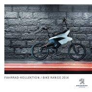 Katalog 2014 - Peugeot Fahrräder