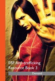 EBF Anti-trafficking Resource Book 3 - European Baptist Federation
