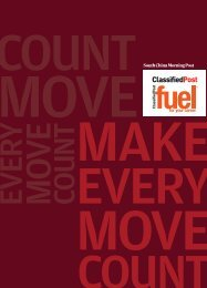 Classified Post Sales Leaflet 2010 - The Marketer & Recruiter