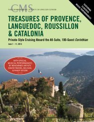 TreASureS of ProvenCe, LAnGuedoC, rouSSiLLon & CATALoniA