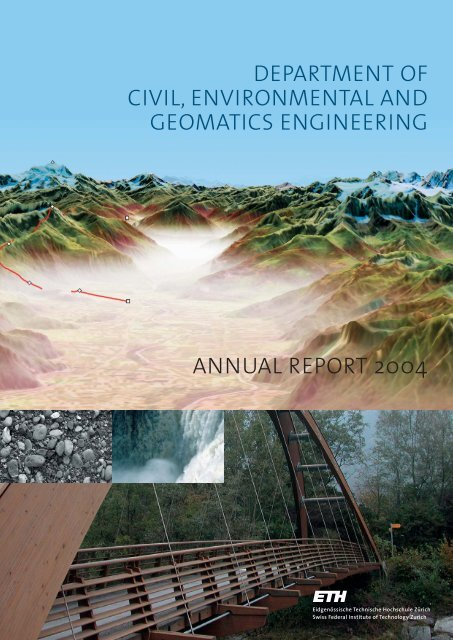 Department of Civil, Environmental and Geomatic Engineering