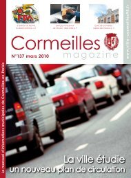 Mars 2010 (pdf - 1,72 Mo) - Cormeilles-en-Parisis