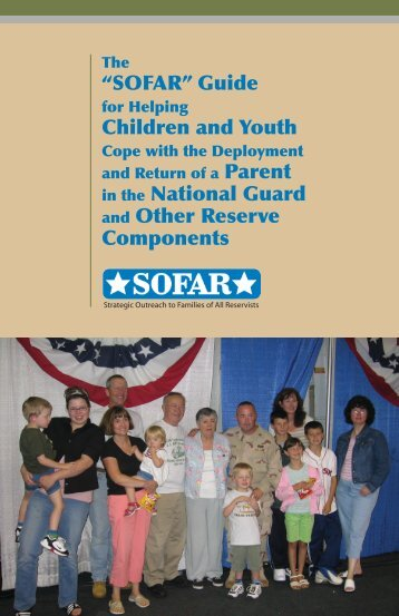 """The """"SOFAR"""" Guide for helping Children and Youth"""