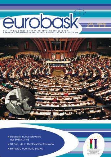 Descargar Revista en formato pdf - Eurobask