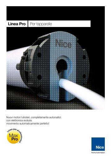 Per tapparelle Linea Pro - Nice SpA