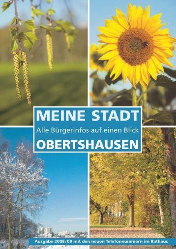 MEINE STADT - Stadt Obertshausen