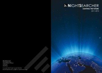 + Download Catalogue - Nightsearcher Ltd