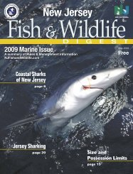 Complete 2009 Marine Issue of the Fish and Wildlife DIGEST