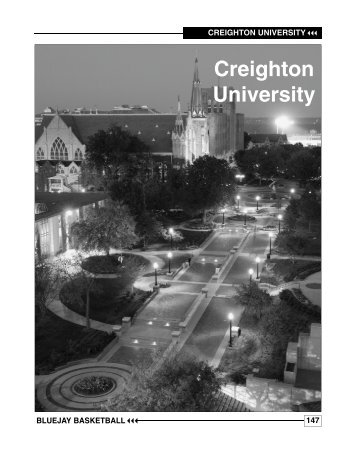 Pages 147-156 - Creighton University Bluejays