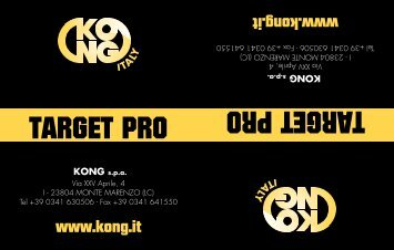 target pro target pro - Kong