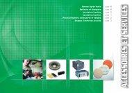 Accessoires et services - Avanteam Group