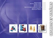 Chariots et systèmes - Avanteam Group