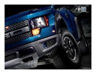 2010 F-150 - Thoroughbred Ford