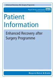 Patient Information - Action on Bladder Cancer