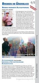 """NACHTWÃ""""CHTER PROGRAMME - StattReisen Bremen - Seite 5"""